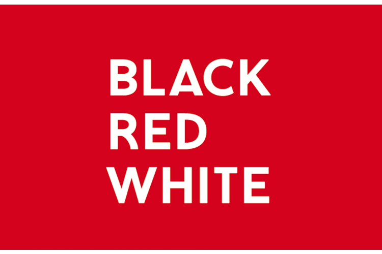 Skende Shopping Black Red White